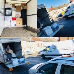 she moves removals south wales