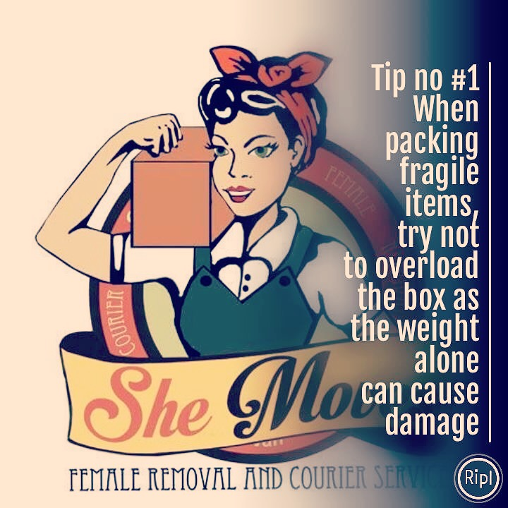 She Moves Female Removals tip#1