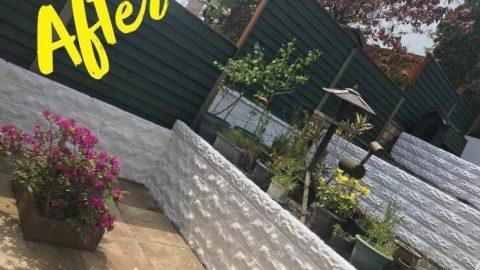 Little Garden Makeover – She Moves